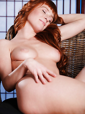 Erotic Beauty  Oxavia  Tits, Beautiful, Boobs, Erotic, Breasts, Hairy, Pussy, Red Heads, Softcore